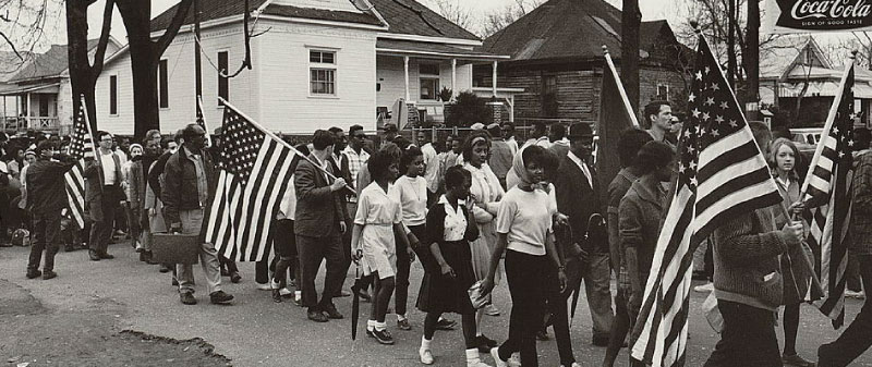 Selma to Montgomery March of 1965