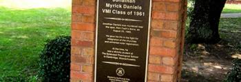Promaji club erects plaque in Hayneville, AL in 1997
